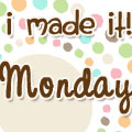 I made it Monday!
